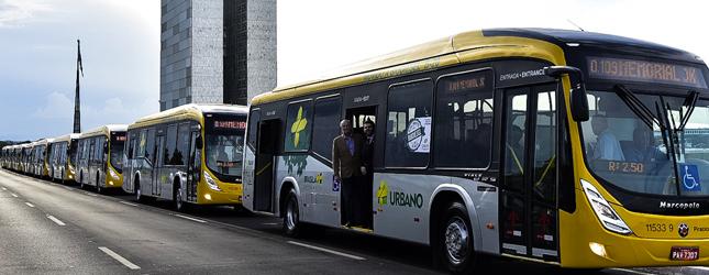 brasilia - omnibus movidos por B20